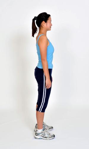 female posture
